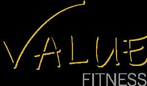 Logo_VALUE Fitness GmbH_gold_Logo Website